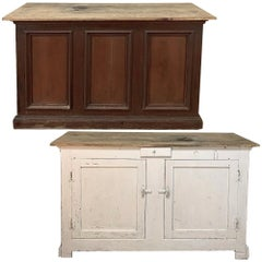 Dry Bar, Counter, 19th Century