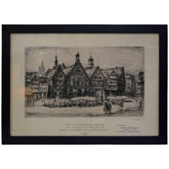 Drypoint and Etching, 1934