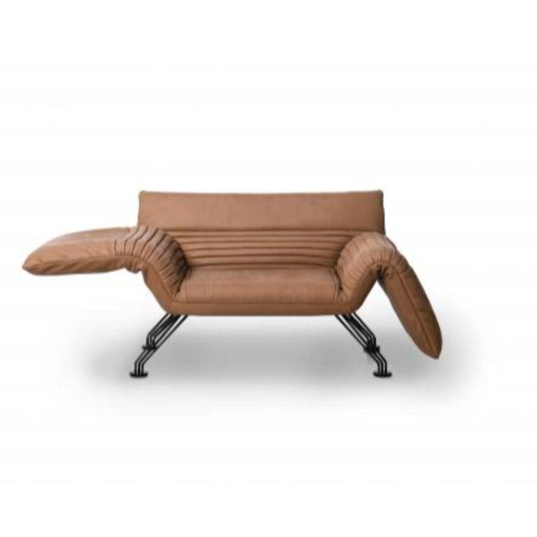 Metal DS-142 Multifunctional Lounge Chair by De Sede