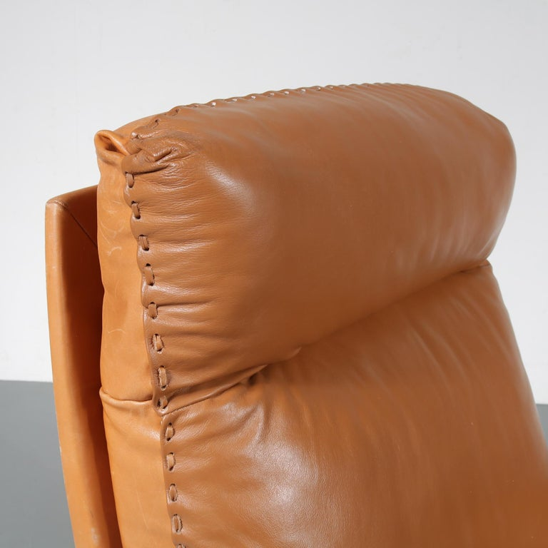 DS 31 Lounge Chair by De Sede, Switzerland, 1970 For Sale 5