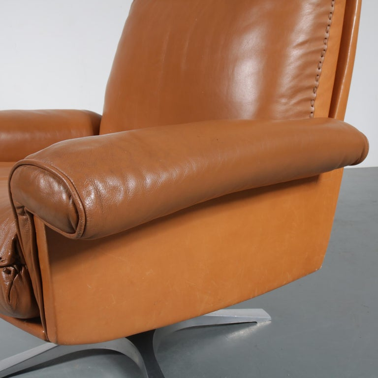DS 31 Lounge Chair by De Sede, Switzerland, 1970 For Sale 6
