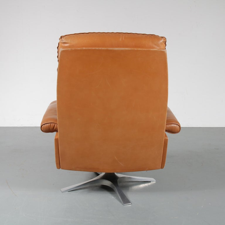 DS 31 Lounge Chair by De Sede, Switzerland, 1970 In Good Condition For Sale In Amsterdam, NL