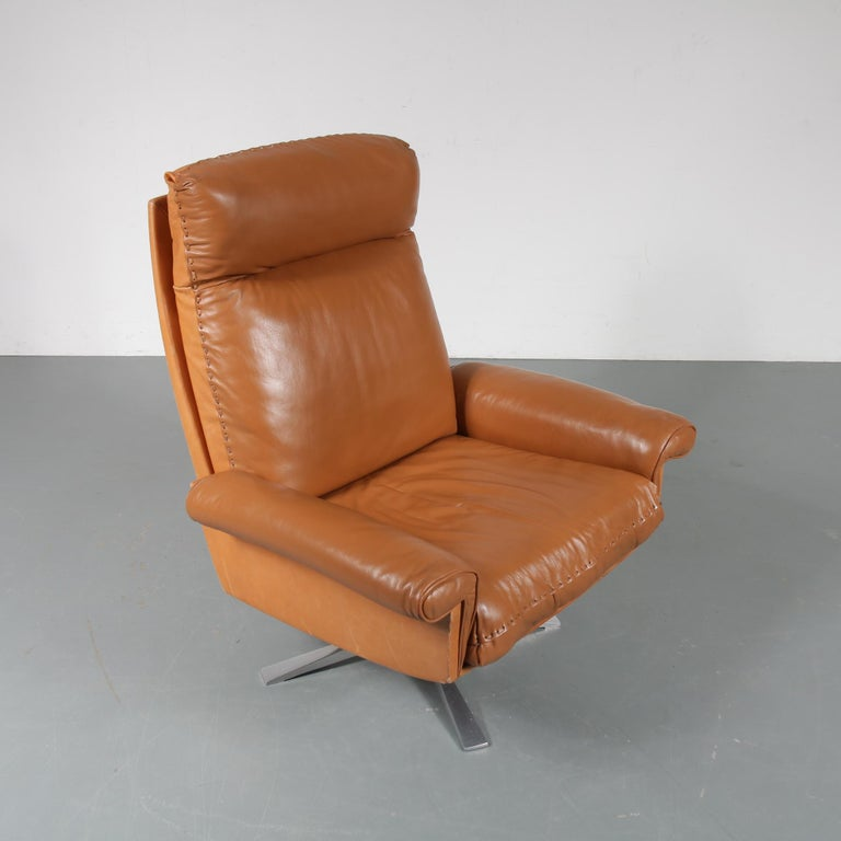 20th Century DS 31 Lounge Chair by De Sede, Switzerland, 1970 For Sale