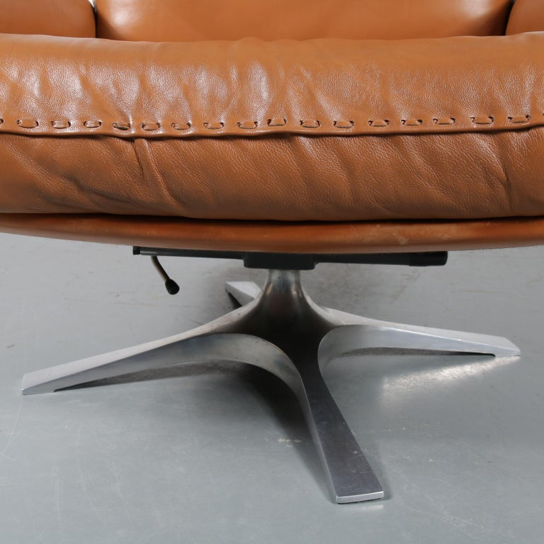 DS 31 Lounge Chair by De Sede, Switzerland, 1970 For Sale 2