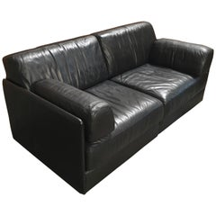DS 76, De Sede Leather Sofa