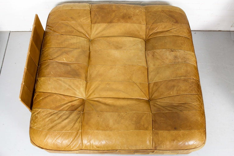 DS-88 Modular Patchwork Sofa by De Sede, 1960s, Set of 5 For Sale 1