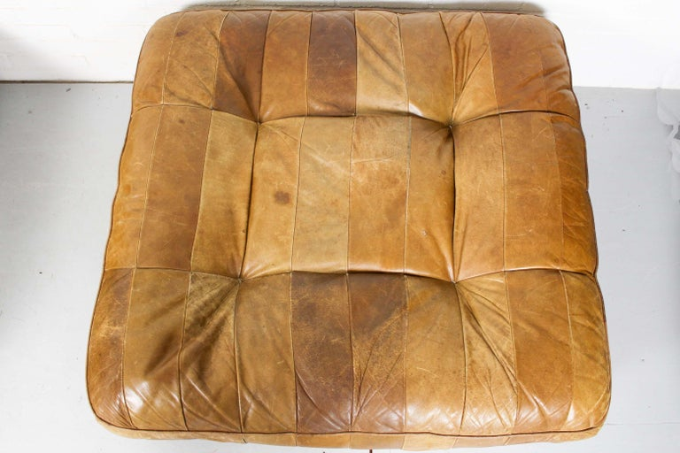 DS-88 Modular Patchwork Sofa by De Sede, 1960s, Set of 5 For Sale 2