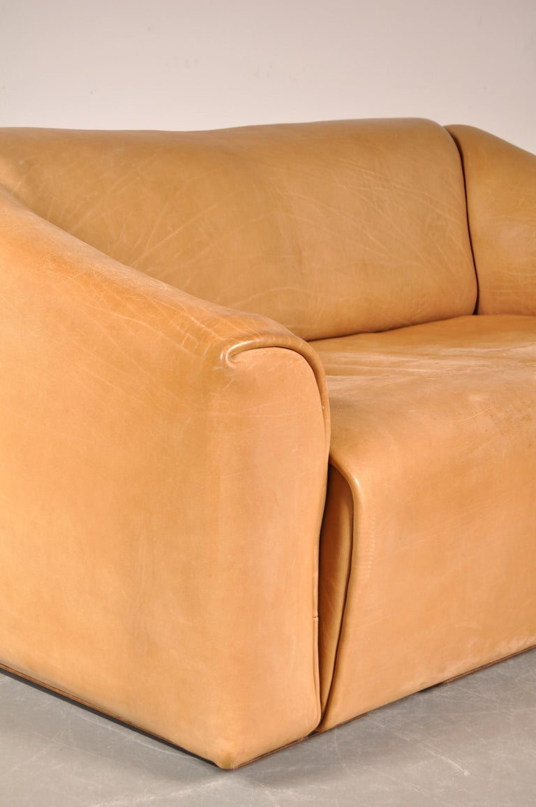 Ds47 Sofa by De Sede, Switzerland, circa 1960 For Sale 3