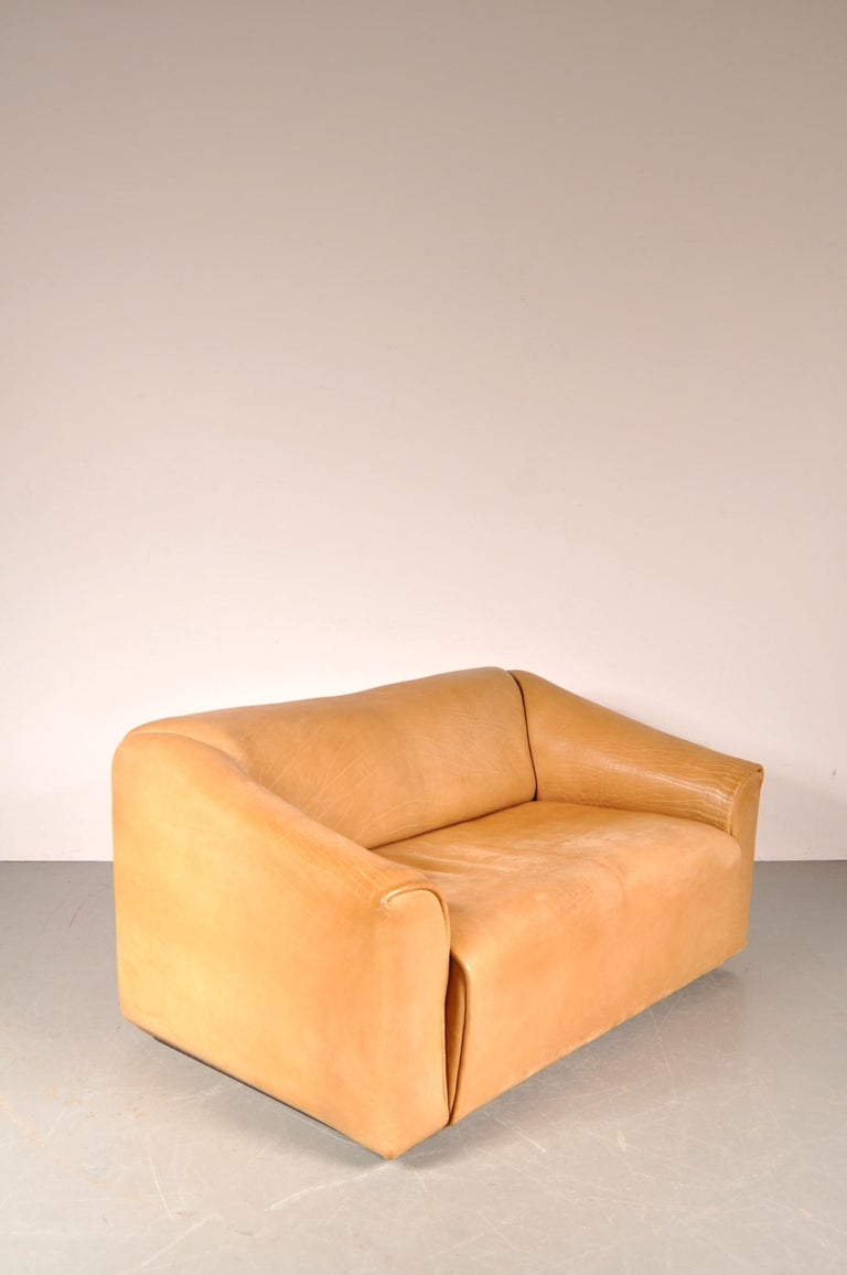 Ds47 Sofa by De Sede, Switzerland, circa 1960 For Sale 4