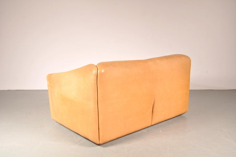 Ds47 Sofa by De Sede, Switzerland, circa 1960 For Sale 5