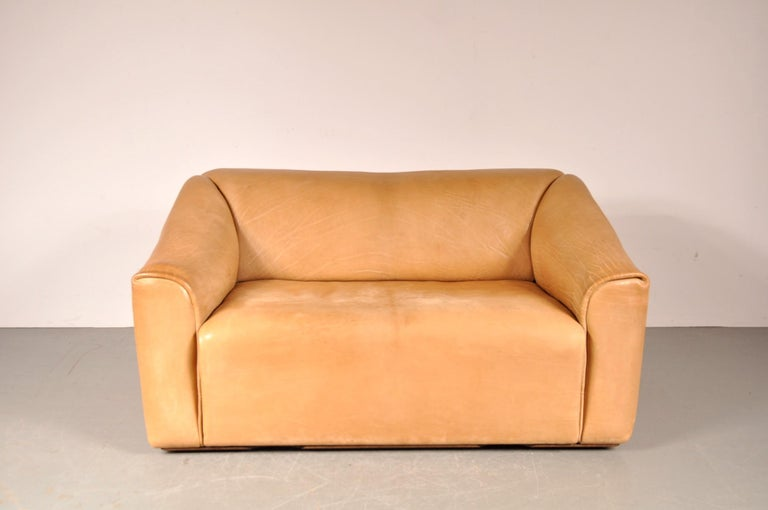 Mid-Century Modern Ds47 Sofa by De Sede, Switzerland, circa 1960 For Sale
