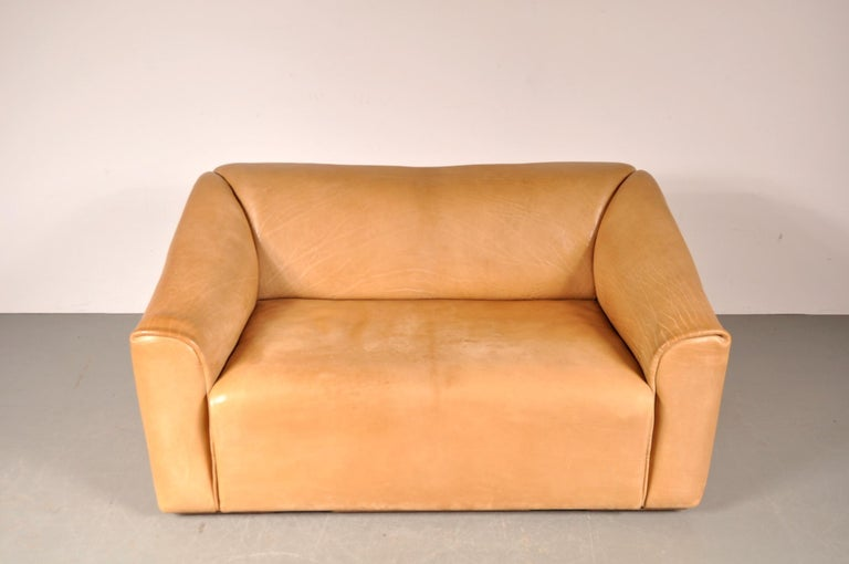 Swiss Ds47 Sofa by De Sede, Switzerland, circa 1960 For Sale
