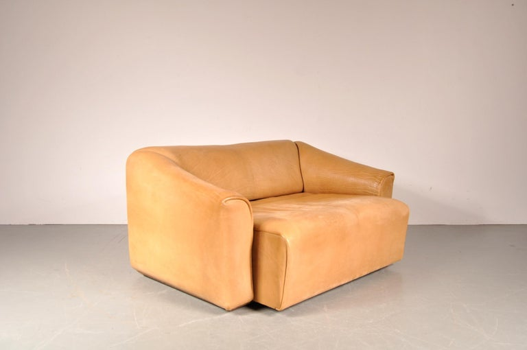 Ds47 Sofa by De Sede, Switzerland, circa 1960 For Sale 1