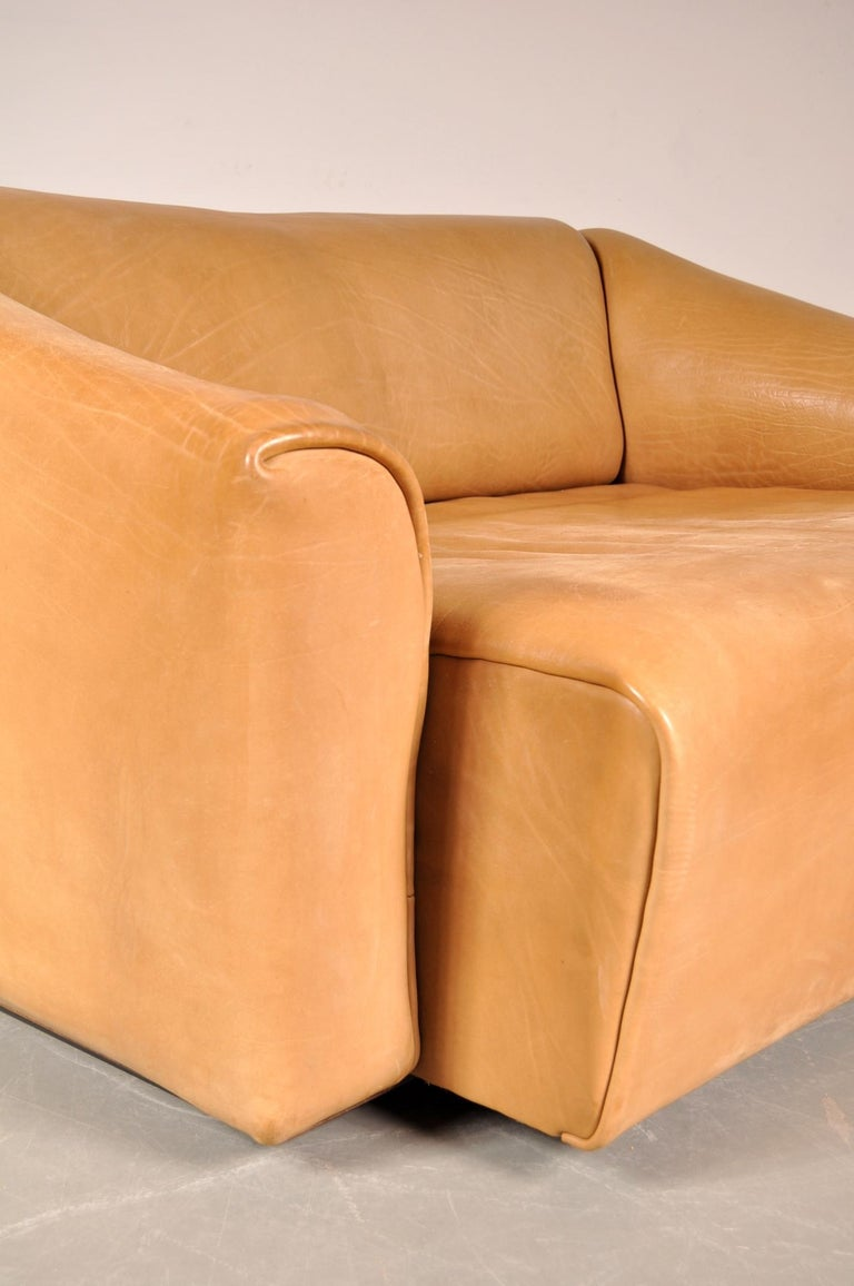 Ds47 Sofa by De Sede, Switzerland, circa 1960 For Sale 2