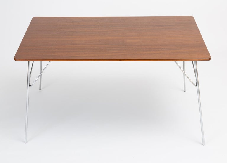 DTM-10 Rectangular Dining Table by Ray & Charles Eames for Herman Miller For Sale 3