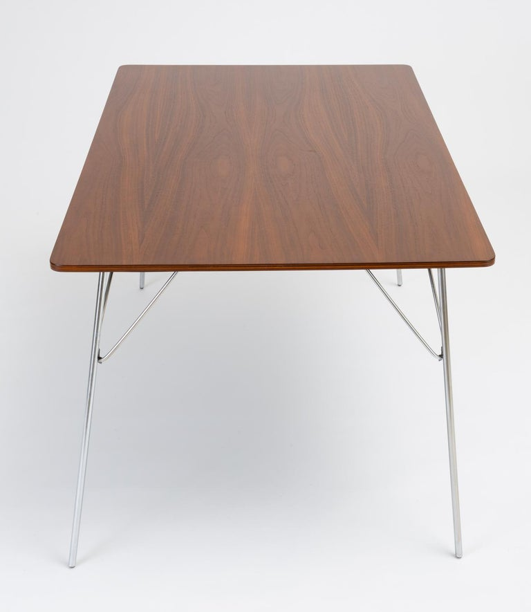 DTM-10 Rectangular Dining Table by Ray & Charles Eames for Herman Miller For Sale 5