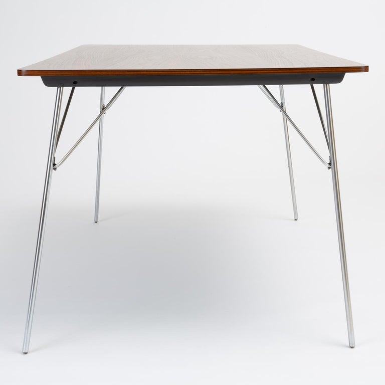DTM-10 Rectangular Dining Table by Ray & Charles Eames for Herman Miller For Sale 7