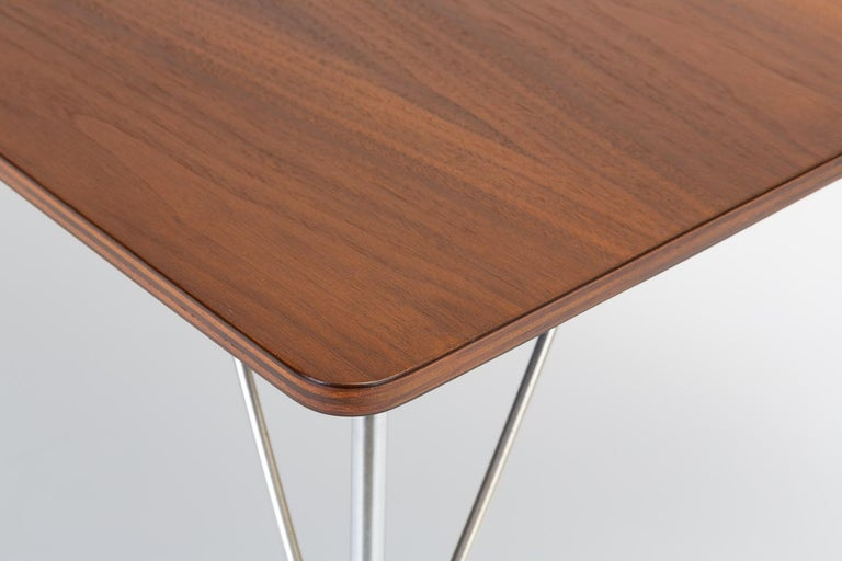 DTM-10 Rectangular Dining Table by Ray & Charles Eames for Herman Miller For Sale 10