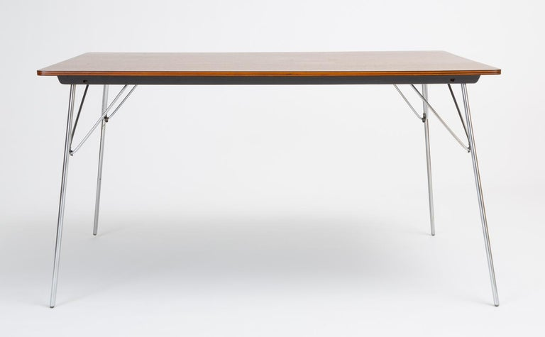 20th Century DTM-10 Rectangular Dining Table by Ray & Charles Eames for Herman Miller For Sale