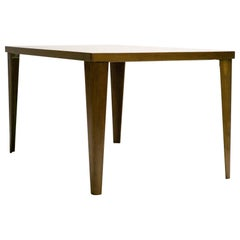 DTW-1 Table in Walnut by Charles Eames for Herman Miller