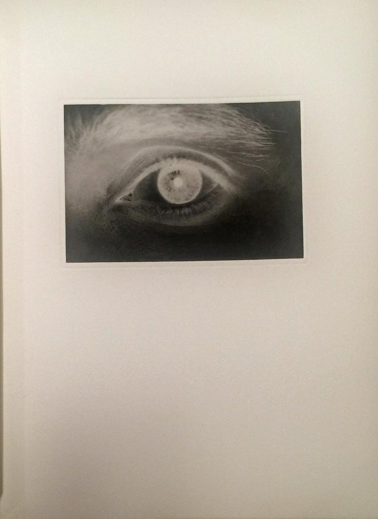 Duane Michals Figurative Photograph - A TRIBUTE TO CAVAFY - A SELECTION OF POEMS WITH PHOTOGRAVURES BY DUANE MICHALS