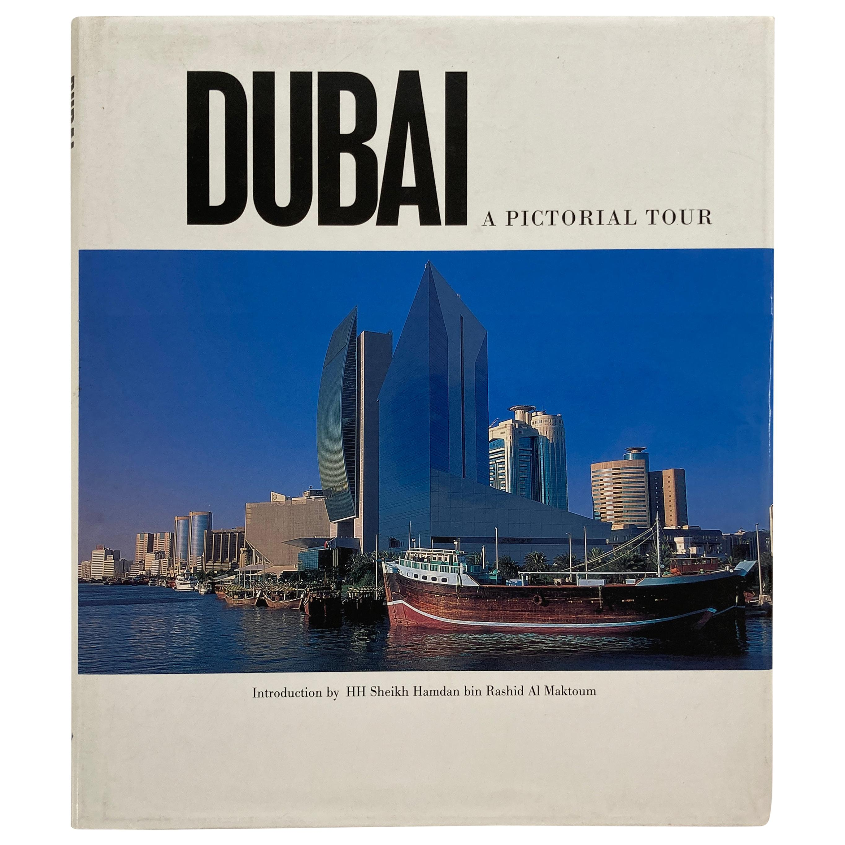Dubai a Pictorial Tour Arabian Heritage Pictorials Book