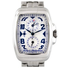 Dubey & Schaldenbrand Aquaduo Stainless Steel Automatic Watch