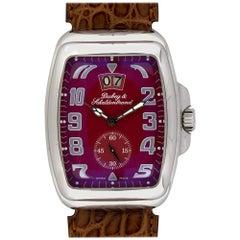 Dubey & Schaldenbrand Aquadyn Stainless Steel Watch