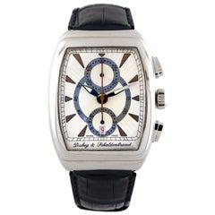 Dubey & Schaldenbrand Gran Chrono Stainless Steel Automatic Watch