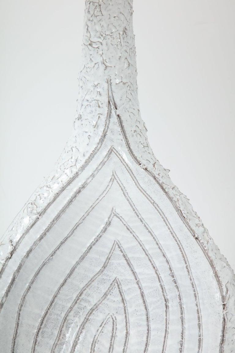 Italian Duca Di Camastra Monumental Table Lamps For Sale