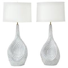 Duca Di Camastra Monumental Table Lamps