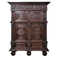 Duch Cupboard 17th Century