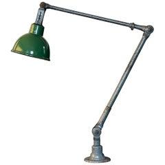 Dugdills Large Anglepoise Lamp, circa 1930