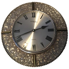 Dugena Atelier Bubble Glass Wall Clock
