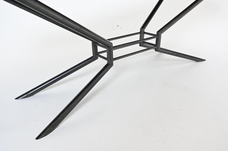 Duilio Barnabé, Aka 'Dube' Cocktail Table for Fontana Arte For Sale 2