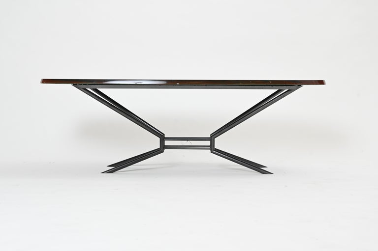 Duilio Barnabé, Aka 'Dube' Cocktail Table for Fontana Arte In Good Condition For Sale In London, GB