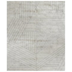 Hand Knotted - silk rug - Duke Gypse, Edition Bougainville