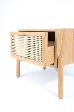 Dumas Nightstand, Contemporary Mexican Design