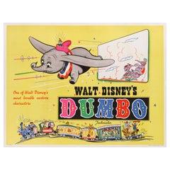 """""""Dumbo"""" Film Poster"""
