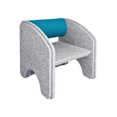Dumbo Sound Absorbing Armchair by Marie Aigner