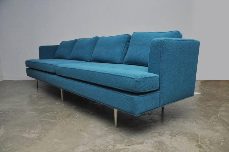 American Dunbar Sofa by Edward Wormley, model 4907  For Sale
