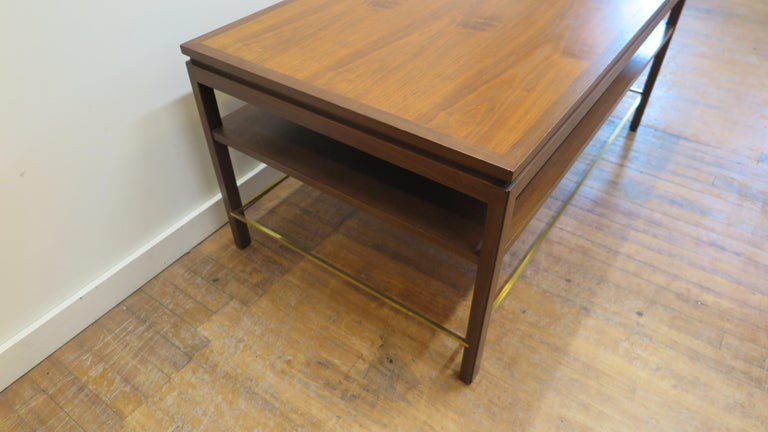 Mid-20th Century Dunbar Cocktail Table For Sale