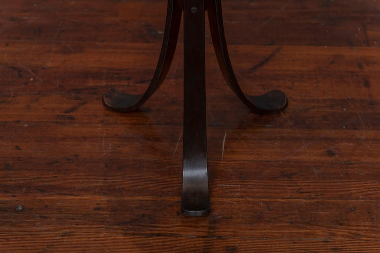Mid-Century Modern Dunbar Constellation Side Table, Model #479 For Sale