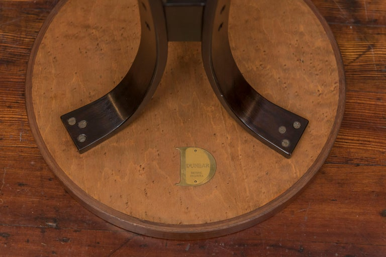 Mid-20th Century Dunbar Constellation Side Table, Model #479 For Sale