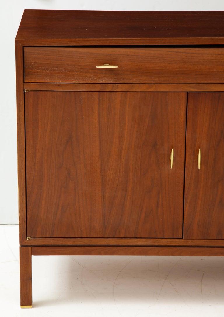 Mid-Century Modern Dunbar Credenza Sideboard by Edward Wormley For Sale