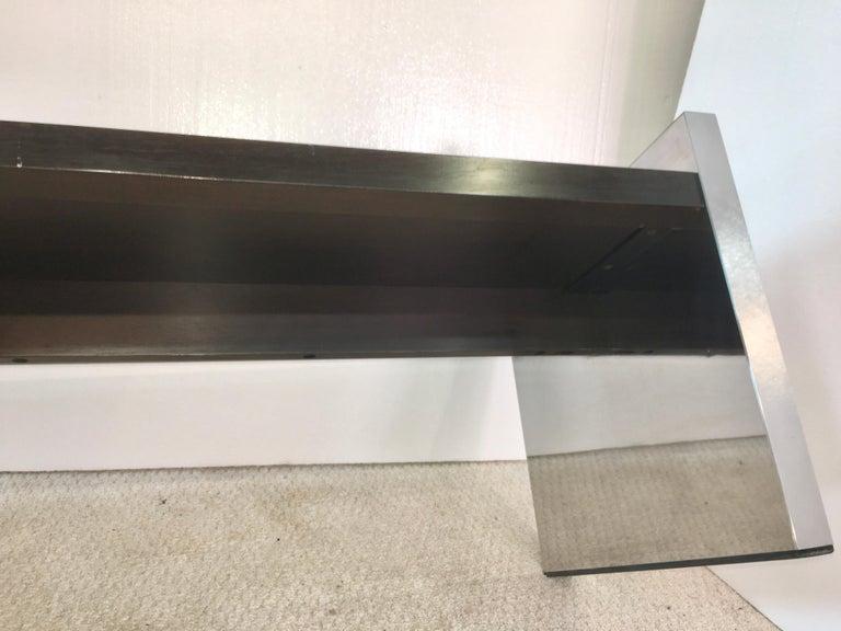 Dunbar Long Bench by Roger L. Sprunger For Sale 4