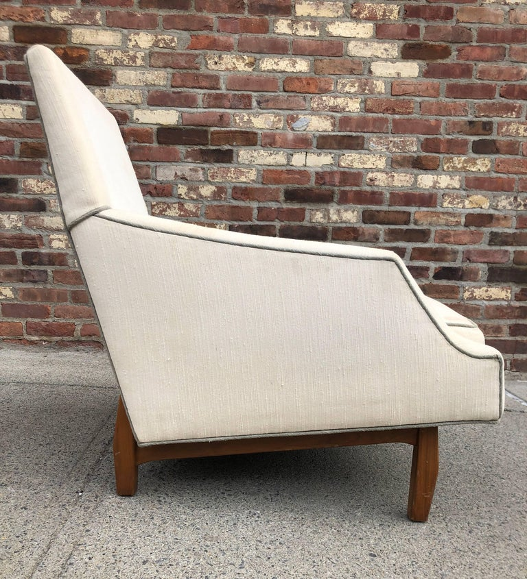 American Dunbar Lounge Chair For Sale