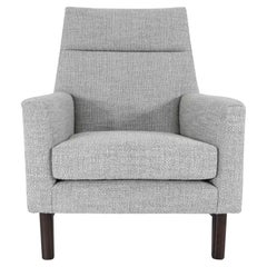 Dunbar Lounge Chair in New Upholstery