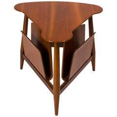 Dunbar Magazine Table by Edward Wormley for Dunbar