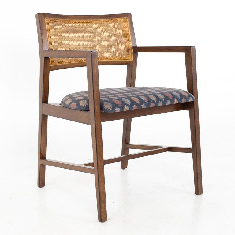 Dunbar Mid Century Dining Chairs, Set of 8 3